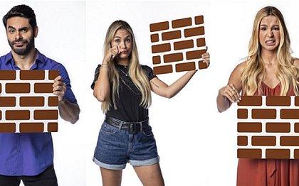 Quem deve ser eliminado do BBB21: Kerline, Rodolffo ou Sarah?