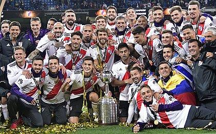 River Plate foi confirmado como campeão da Libertadores 2018