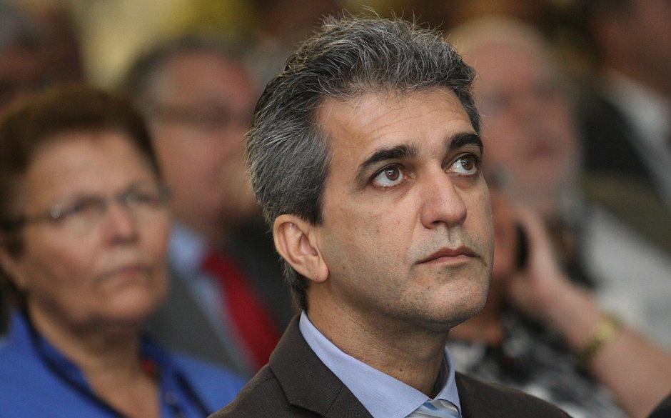 Presidente do Conselho Deliberativo do Vitória, Robinson Almeida pretende antecipar as eleições do clube