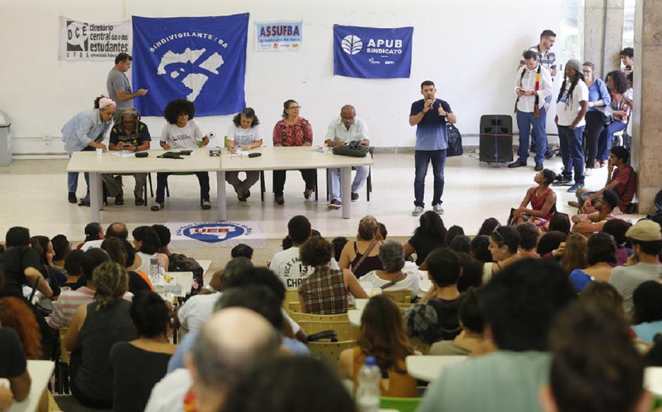 Além da Ufba, outras cinco universidades federais baianas reduzem gastos