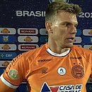 Douglas lamentou derrota com goleada para o Red Bull Bragantino