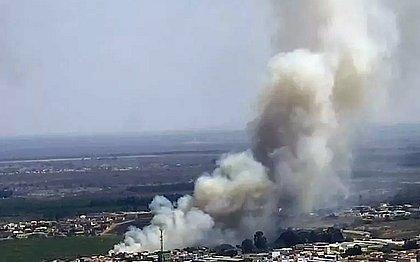 Área de proteção ambiental do Parque Lagoa das Bateias é atingida por incêndio