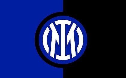 Novo escudo da Inter de Milão