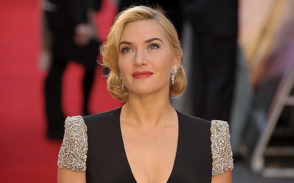 Vencedora do Oscar, Kate Winslet disse que 'a segurança de nossa sociedade está literalmente em suas mãos'