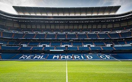 Jogadores do Real Madrid aceitam redução de 10% em seus salários