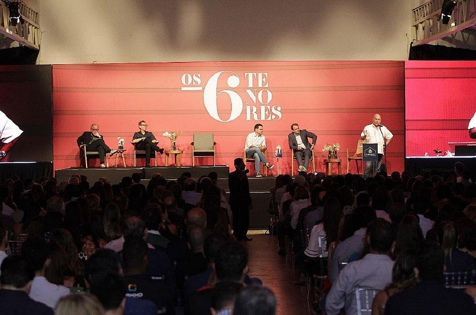 5b912dc31 Bate-papo com os principais publicitários do Brasil lota a Pupileira, em  Salvador