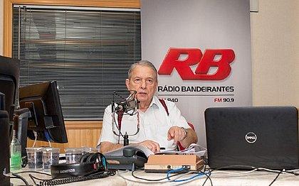 Morre o jornalista e radialista José Paulo de Andrade, vítima de covid-19