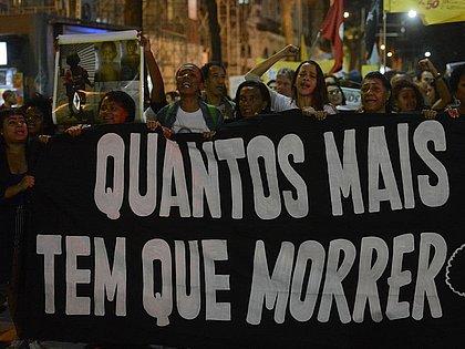 75% das vítimas de homicídios no Brasil são pretas e pardas