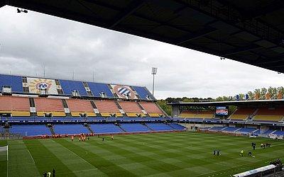 Stade de la Mosson: localizado na cidade de Montpellier, vai sediar o segundo jogo do Brasil e comporta 32.939 torcedores