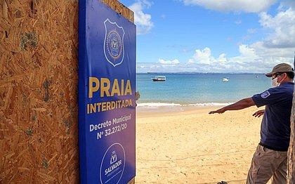 Praias de Salvador serão fiscalizadas de olho em surfistas e banhistas