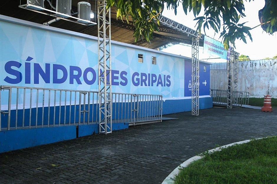 Gripário de Valéria é inaugurado com 24 leitos nesta quinta-feira