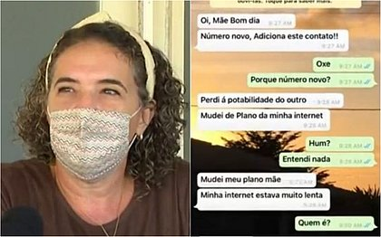 Golpista é enganado pela vítima e coloca crédito no celular dela, em Salvador