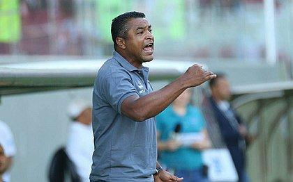 Roger está sem clube desde julho de 2018, quando deixou o Palmeiras