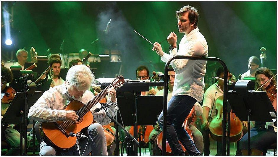 Osba celebra aniversário de Salvador com Cine Concerto no TCA