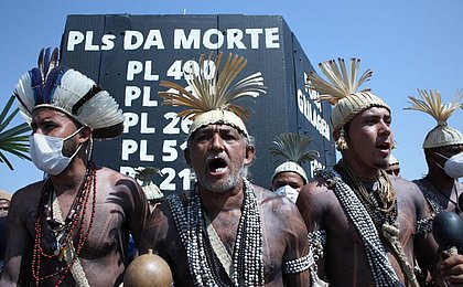 Marco Temporal pode colocar em risco 80% dos territórios indígenas na Bahia, diz Mupoiba