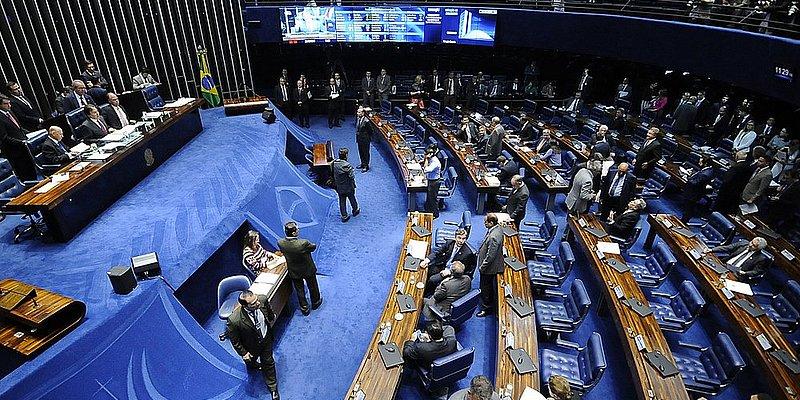 União cobra R$ 65 milhões de novos senadores