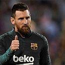 Na entrevista, o atacante disse que todas as escolhas que fez foram para fazer o Barcelona ainda mais forte