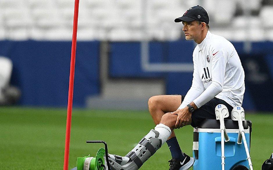 Técnico do PSG destaca força da Atalanta: 'Forma única de jogar'
