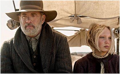 Tom Hanks dá brilho a Relatos do Mundo, na Netflix
