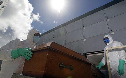 Bahia registra 104 mortes e 3.535 novos casos de covid em 24h