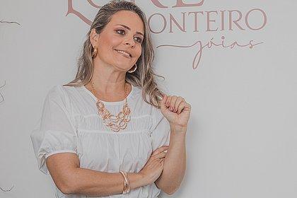 Lorena Monteiro foi uma dessas mães que optou pelo empreendedorismo para resgatar o prazer profissional e o contato com a família