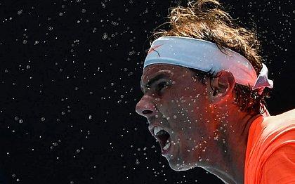 Nadal vai encarar o grego Stefanos Tsitsipas nas quartas de final