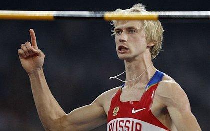 campeão no salto em altura, em Pequim-2008, Andrei Silnov é acusado de usar produto proibido