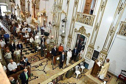 Resgate dos toques dos sinos da Igreja do Bonfim: saiba quem prestigiou a celebração