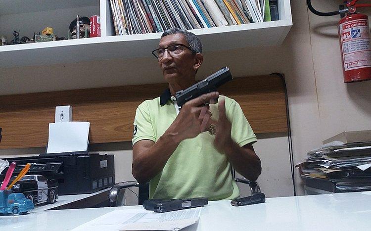 Para ter posse de arma é preciso desembolsar pelo menos R$ 4.433