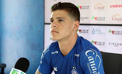Ronaldo diz que Bahia fez jogo mais atento contra o Corinthians e garante que atuação contra o Sport não se repetirá
