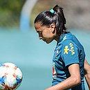 Andressa Alves não joga mais na Copa do Mundo