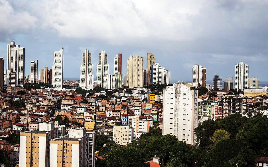 Arranjo Populacional de Salvador é um dos 15 mais influentes do país
