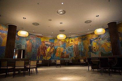 Wish Hotel da Bahia lança tour guiado pelo seu acervo, estimado em mais de R$ 20 milhões