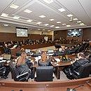 Sessão do Pleno no TJ-BA