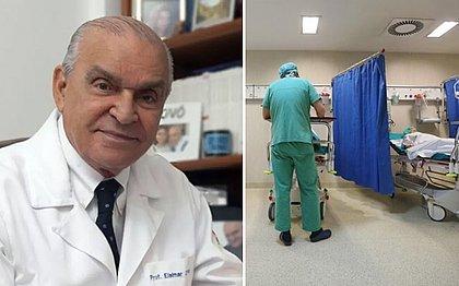 Mesmo um ano após sua morte, Elsimar Coutinho ajudará pacientes de UTI; entenda