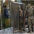 Mandados foram cumpridos em residências dos investigados