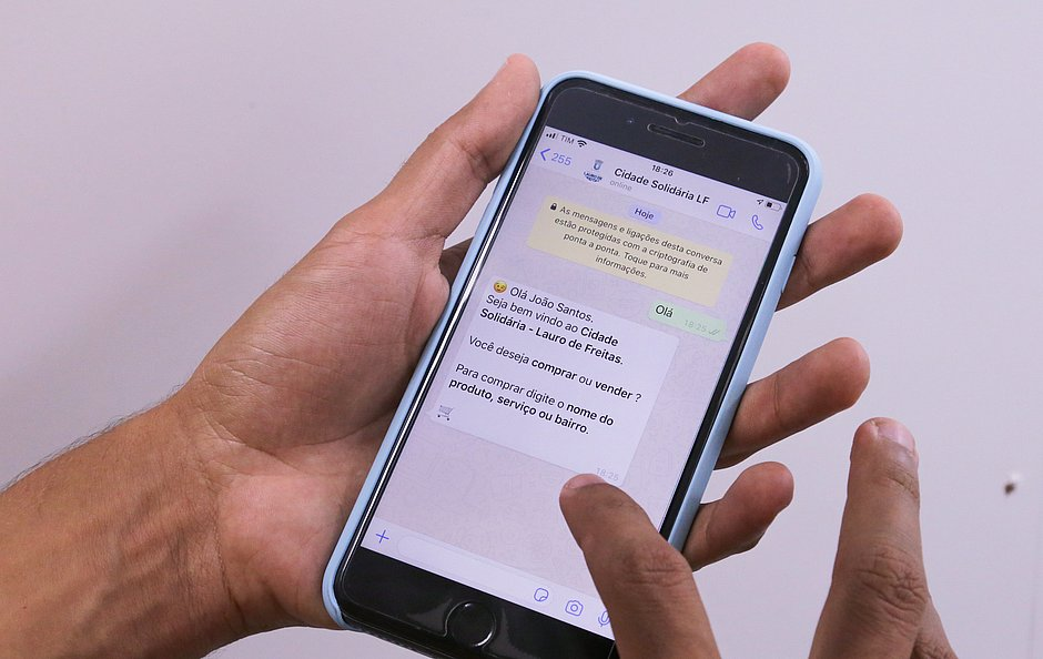 App Cidade Solidária ultrapassa 9 mil usuários e 5 mil estabelecimentos cadastrados
