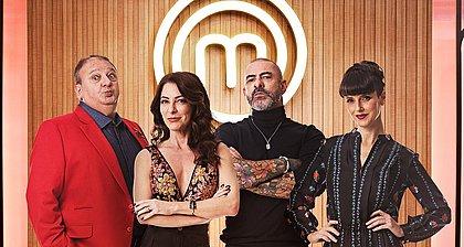 Erick Jacquin, Ana Paula Padrão, Henrique Fogaça e Helena Rizzo: prontos para o MasterChef 2021