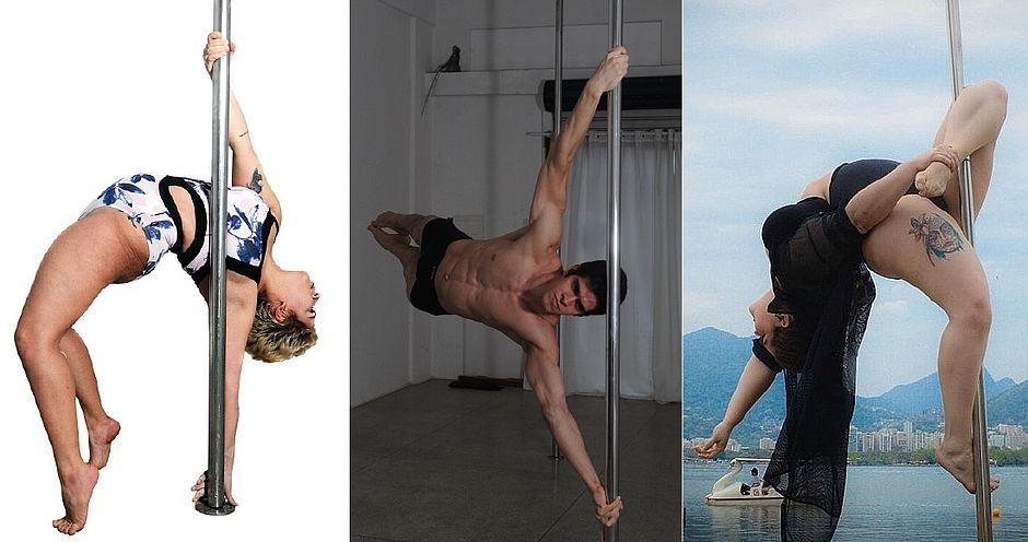 Pole dance ajuda praticantes a superar limites e a acreditar em si mesmos