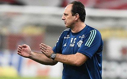 Treinador tem apenas 1 vitória em 6 jogos pelo Flamengo
