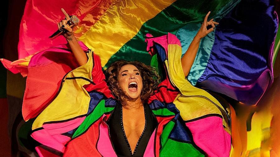 Daniela Mercury escreve carta para Fux sobre criminalização da LGBTfobia
