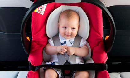 Bebê conforto keyfit para acomodar os pequenos