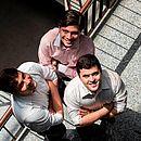 Junto com os sócios - Patric Piton, Rafael Câmara e Danielo Silva - o empresário Eduardo Fiuza inovou no mercado baiano com a Maqhin