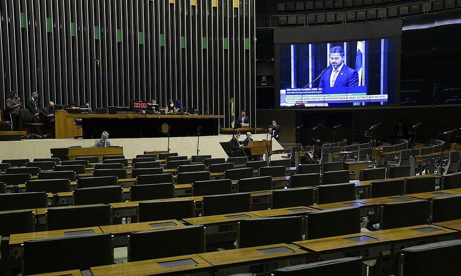 Senado aprova, com alterações, a MP do saque do FGTS