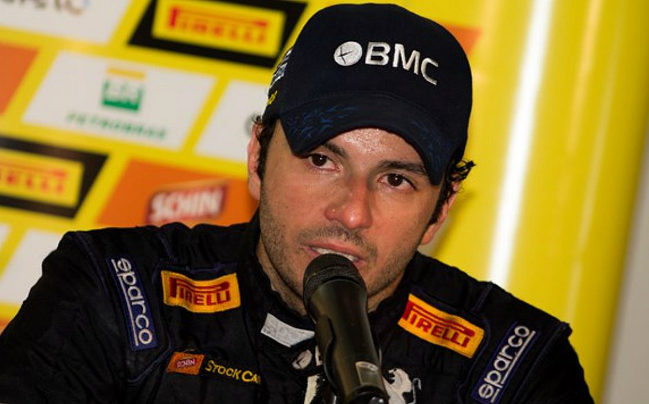 Ex-piloto de Stock Car Tuka Rocha segue internado em Salvador