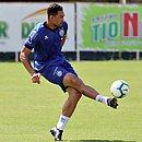 Com 22 gols na temporada, Gilberto disputa a artilharia do Brasil em 2019