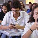 Alunos do Isba já usam tecnologia em sala de aula