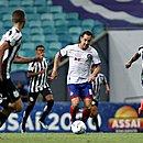 Bahia recebeu o Santos na Fonte Nova pela última rodada da Série A 2020