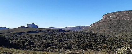 Novo traçado reduz área de preservação ambiental na Chapada Diamantina em 70%