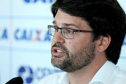 Guilherme Bellintani lamenta eliminação na Copa do Brasil